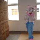 Supply Cartoon Doll Cartoon Clothing Cartoon Pig Fat Pig Cartoon Toys Clothing Apparel Headgear Mascot Costume