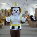 Supply Lucky Monkey Cartoon Dolls Walking Cartoon Doll Clothing Cartoon Dolls Doll Clothing Mascot Costume
