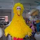 Supply Shanghai Bird Cartoon Walking Doll Clothing Adult Costumes Bird Costumes Show Mascot Costume
