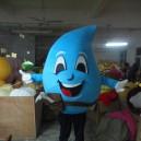 Supply Shanghai Cartoon Dolls Cartoon Clothing Clever Drops Drops Performance Clothing Props Walking Dolls Clothing Mascot Costume