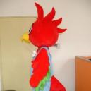 Supply Turkey Dove Costumes Walking Cartoon Doll Clothing Cartoon Bird Show Costumes Mascot Costume