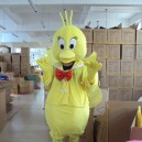 Supply Cartoon Doll Clothing Chick and The Duck Rhubarb Stage Apparel Walking Doll Clothing Mascot Costume