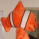 Supply Clown Costumes Walking Cartoon Dolls Cartoon Clothing Cartoon Animal Costumes Props Halibut Mascot Costume