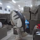 Supply Clownfish Walking Cartoon Dolls Cartoon Clothing Crucian Carp Carp Mascot Performance Clothing Mascot Costume