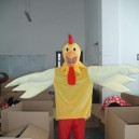 Supply Poultry Chicks Cartoon Costumes Stage Costumes Cartoon Walking Doll Clothing Props Mascot Costume