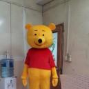Supply Winnie The Pooh Winnie The Pooh Cartoon Clothing Cartoon Dolls Dress Costumes Props Caps Mascot Costume