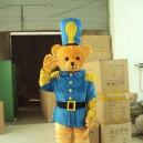 Supply Bear Bear Cartoon Dolls Cartoon Clothing Props Costumes Walking Doll Clothing Mascot Costume
