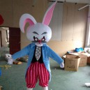 Supply Butler Rabbit Rabbit Cartoon Dolls Dolls Dolls Little Rabbit Clothes Walking Clothes Mascot Costume