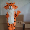 Supply Cartoon Costumes Tigger Adventures Compact Tiger Walking Doll Cartoon Doll Clothing Mascot Costume