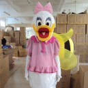 Supply Donald Duck Plush Dolls Clothing Walking Cartoon Doll Clothing Cartoon Dolls Play Mascot Costume
