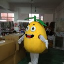 Grapefruit Walking Cartoon Doll Clothing Cartoon Costumes Lemon Mango Festival Costumes Mascot Costume