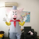 Supply Old Sow Pig Cartoon Dolls Clothing Walking Doll Clothing Performance Clothing Performance Props Mascot Costume