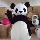 Supply Panda Panda Walking Doll Cartoon Clothing Doll Clothes Props Apparel Clothing Cartoon Walking Mascot Costume