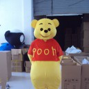 Supply Winnie The Pooh Walking Cartoon Doll Clothing Doll Clothing Cartoon Animation Clothing Apparel Mascot Costume