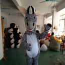 Supply Zebra Cartoon Clothing Cartoon Dolls Walking Cartoon Donkey Costume Props Performance Clothing Mascot Costume