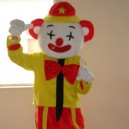 Clown Costumes Walking Cartoon Doll Clothing Cartoon Dolls Doll Game Gathering Stage Clothes Mascot Costume