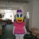 Supply Donald Duck Cartoon Walking Doll Clothing Cartoon Costumes Walking Cartoon Dolls Doll Clothing Mascot Costume