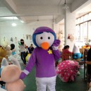 Supply Duck Duck Cartoon Costumes Walking Cartoon Doll Clothing Cartoon Costumes Walking Doll Clothing Mascot Costume