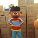 Supply Elmo Little Boy Cartoon Clothing Walking Cartoon Doll Clothing Mascot Costume