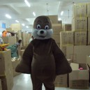 Supply Sea Lion Marine Animal Props Cartoon Dolls Cartoon Clothing Walking Doll Clothing Apparel Seals Mascot Costume
