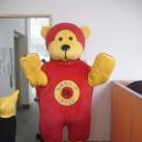 Supply Cartoon Doll Clothing Baby Bear Bear Cartoons Walking Doll Clothing Cartoon Clothing Mascot Costume