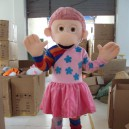 Supply Cartoon Doll Clothing Cartoon Monkey Orangutan Props Monkey Animal Clothing Apparel Mascot Costume