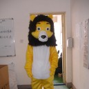 Supply Lion King Lion Cartoon Doll Clothing Props Corporate Mascot Costumes Walking Doll Clothing