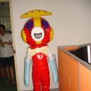 Supply Doraemon Cartoon Clothing Children Clothing Children Kitten Who Props Cartoon Dolls Cartoon Costumes Mascot Costume