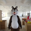Supply Inflatable Doll Clothing Cartoon Squirrel Walking Doll Clothing Cartoon Costumes Loaded Mascot Costume