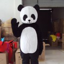 Supply Panda Cartoon Panda Walking Cartoon Doll Clothing Doll Clothing Can Be Moving Even Dolls Mascot Costume