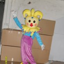 Supply Cartoon Costumes Clown Costumes Walking Cartoon Dolls Doll Clothing Props Loaded Mascot Costume