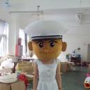 Supply Cartoon Doll Clothing Naval Air Doll Cartoon Character Costumes Walking Doll Cartoon Props Mascot Costume