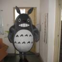 Supply Chinchilla Cartoon Black Cat Walking Doll Clothing Doll Clothing Dress Performance Clothing Mascot Costume