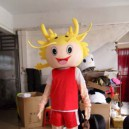 Supply Dragons Dragon Doll Clothing Cartoon Dolls Dolls Walking Cartoon Clothing Apparel Bulk Mascot Costume