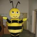Supply Etiquette Cartoon Bumblebee Cartoon Bee Costume Wigs Animal Clothing Doll Dress Costumes Mascot Costume