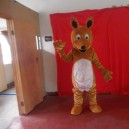 Supply Kangaroo Cartoon Clothing Cartoon Dolls Walking Cartoon Cartoon Props Corporate Mascot Mascot Costume