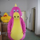 Large Dragon Cartoon Costumes Cartoon Clothing Cartoon Dolls Dinosaur Dragons Corporate Mascot Costumes