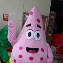 Supply Patrick Starfish Clothing Walking Cartoon Doll Clothing Cartoon Animation Clothing Celebration Clothing Mascot Costume