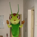 Supply Small Ant Cartoon Costumes Cartoon Clothing Cartoon Walking Doll Props Caterpillar Mounted Mascot Costume