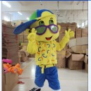 Supply Boy Cartoon Walking Doll Clothing Stage Props Mounted Doll Clothes Mascot Costume