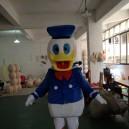 Supply Donald Duck Cartoon Costumes Perform Performance Apparel Clothing Cartoon Donald Duck Cartoon Duck Paradise Mascot Costume