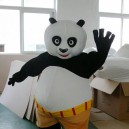 Supply Kung Fu Panda Cartoon Walking Doll Clothing Doll Clothing Cartoon Dolls Doll Clothing Doll Costumes Mascot Costume