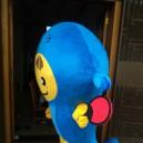 Aquarium Mascot Benthic Fauna Show People Wearing Cartoon Dolls Walking Clothing Clown Doll Clothes Mascot Costume