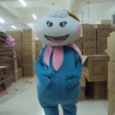Supply Area Cartoon Doll Clothing Walking Cartoon Show Costumes Custom Adult - Dumplings Doll Mascot Costume
