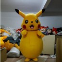 Supply People Wear Costumes Dolls Activity Adult Walking Cartoon Doll Clothing Pikachu Toys Clothing Mascot Costume