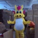 Supply Adult Advertising Cartoon Dolls Cartoon Clothing Cartoon Clothing Costume Movie Dragon Clothing Mascot Costume