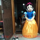 Supply Cartoon Doll Clothing Walking Cartoon Child Adult Costume - Snow White and The Dwarfs Mascot Costume