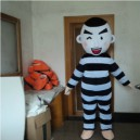 Supply DIY Cartoon Portrait Doll Dress Performance Props Dress Advertising Mascot Modeling Adult Male Clothing Mascot Costume