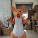Supply Cartoon Doll Clothing Zodiac Animal Modeling Clothes Cartoon Clothing Kangaroo Rat Voles Show Mascot Costume