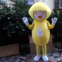Supply Plush Doll Clothing Cartoon Clothing Clothes Adult Activities Walking Performance Costumes Fruit Lemon Headgear Mascot Costume
